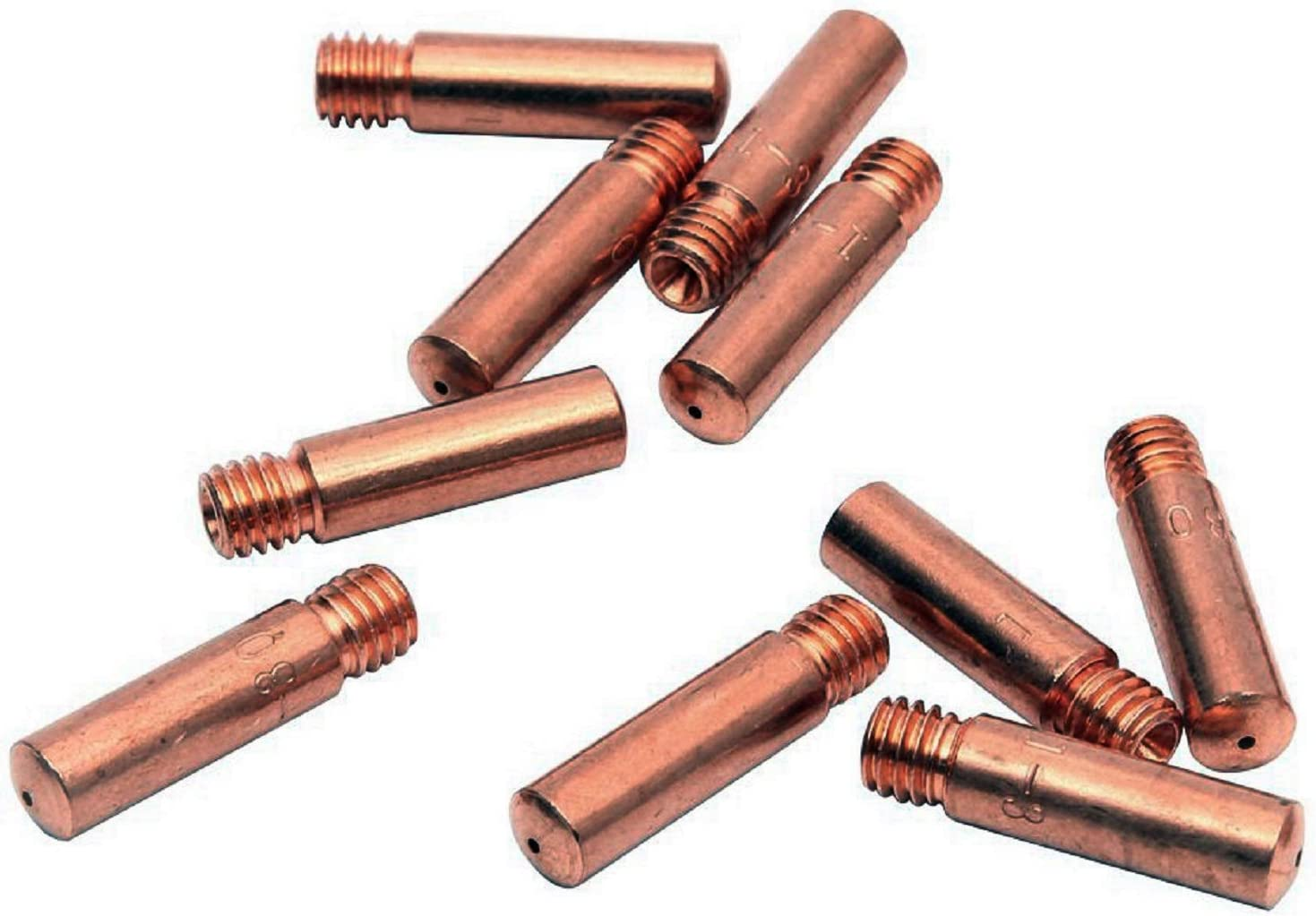 Clarke,SIP Select Size MB15 Contact Tip Welding Tip Pack of 10
