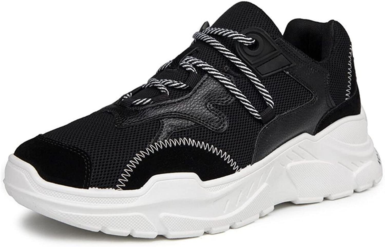 DANDANJIE Men's Sneakers Retro Running shoes Sports shoes 2018 Spring and Autumn New
