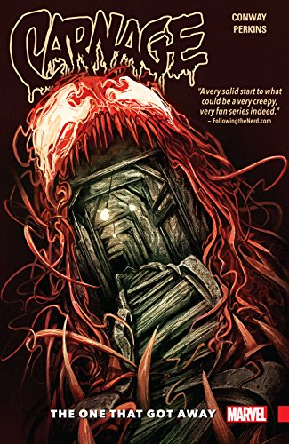 Carnage Vol. 1: The One That Got Away (Carnage (2015-2017)) (English Edition)