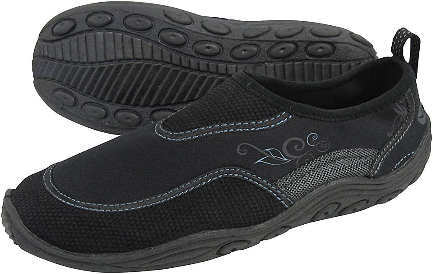 Aqua Lung Sport Womens Size 7 Seaboard Watershoe  Great for all Watersports