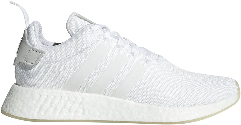 Adidas Mens NMD_R2 White White White - CQ2401