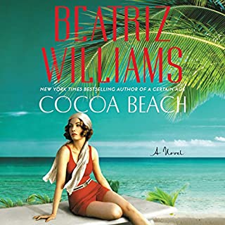 Cocoa Beach audiobook cover art