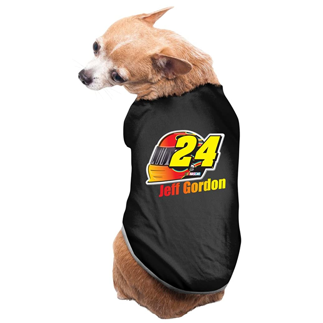 Jeff Gordon Checkered Flag Pet Supplies Dogs T Shirts Charming Cozy Pet Supplies m987430740144