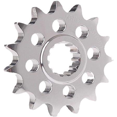 Vortex 824A-43 Silver 43-Tooth Rear Sprocket