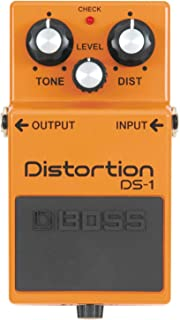 BOSS DS-1 Distortion Pedal w/ 6