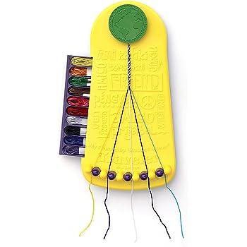 Choose Friendship, My Friendship Bracelet Maker Kit, Kids Jewelry Kit, Bracelet Craft Kit, Travel Edition