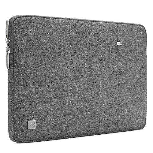 NIDOO 14 Zoll Wasserdicht Laptop Sleeve Case Notebook Hülle Schutzhülle Tasche Laptoptasche für 14