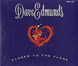 Closer to the flame [Single-CD]