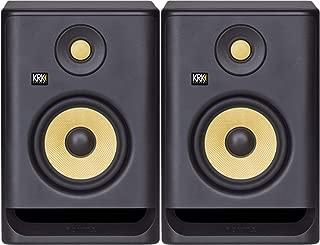 KRK Rokit 5 G4 Studio Monitor Speaker Bundle - Pair