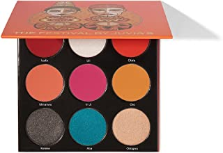The Festival Eyeshadow Palette by Juvia's