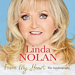 From My Heart                   By:                                                                                                                                 Linda Nolan                               Narrated by:                                                                                                                                 Linda Nolan                      Length: 9 hrs and 37 mins     23 ratings     Overall 4.8