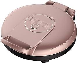 YUMEIGE Elektrische bakvorm Elektrische bakpan, dubbelzijdige verwarmingspannekoek, automatische uitschakeling, onafhankel...