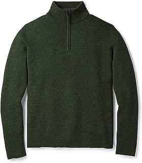 Sparwood Half Zip Sweater - Men's Merino Wool Sweater