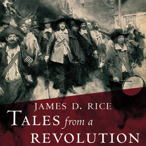 Tales from a Revolution  audiobook cover art