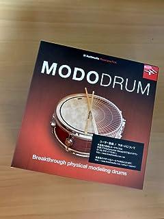 MODO DRUM IK MULTIMEDIA MODODRUM フィジカルモデリングドラム音源 MODO DRUM 初回限定版