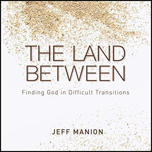 The Land Between audiobook cover art