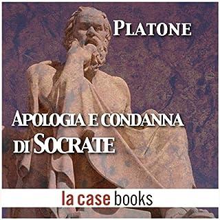 Apologia e condanna di Socrate copertina