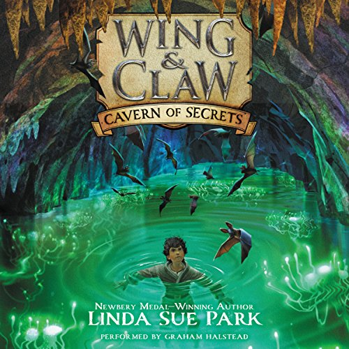 Cavern of Secrets audiobook cover art
