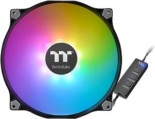 Thermaltake Pure 20 ARGB Sync Case Fan TT Premium Edition (Single-Fan Pack), CL-F081-PL20SW-A