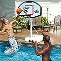Spalding 77054 Pool Shark Portable Basketball Set