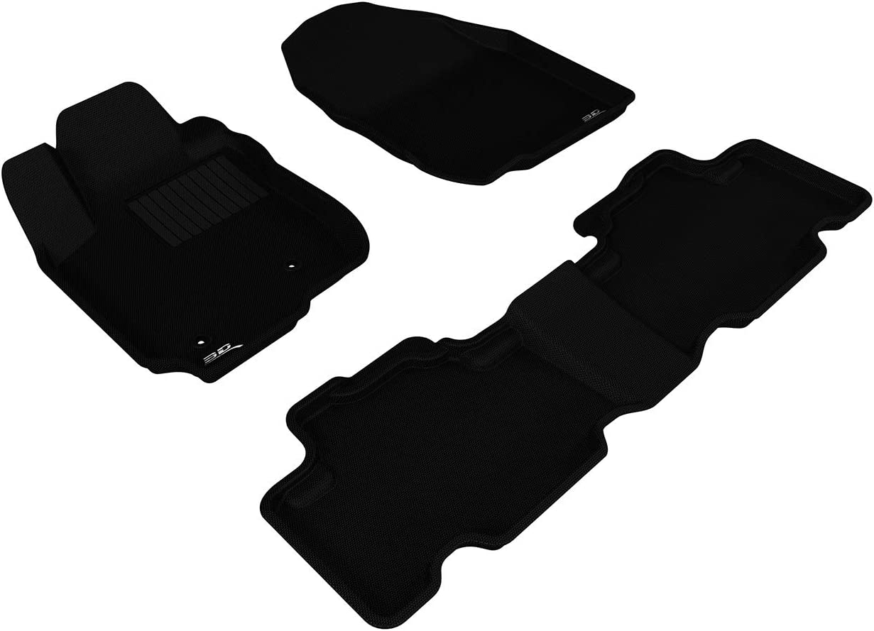 3D MAXpider L1TY02301509 All-Weather Floor favorite RAV4 Quality inspection Mats Toyota for