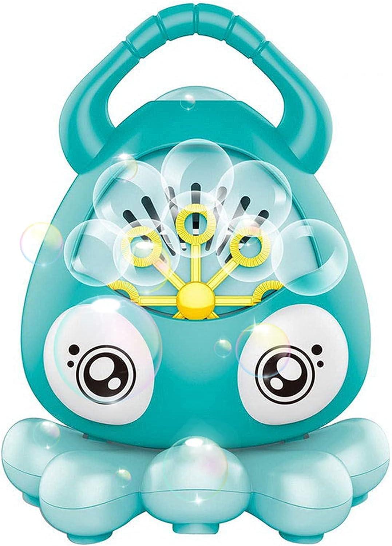 Ucradle Bubble Machine Automatic Bubble Blower for Kids, Bubble