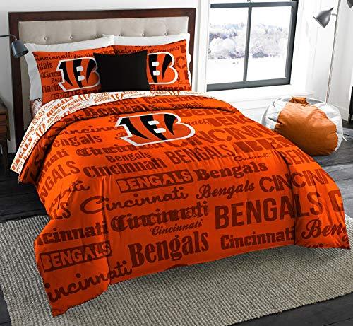 NFL Cincinnati Bengals Bedding Set