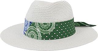 سيدة قبعة أعلى قبعة الجاز قبعة الشمس قبعة في الهواء الطلق شاطئ شاطئ قبعة الشاطئ قبعة (Color : 6)