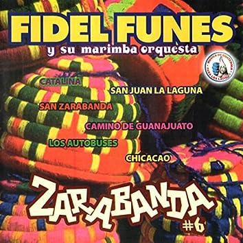 Zarabanda # 6. Música de Guatemala para los Latinos