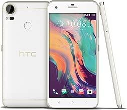HTC Desire 10 Pro D10i 64GB Polar White, 5.5 Inch, Dual Sim, GSM Unlocked International Model, No Warranty