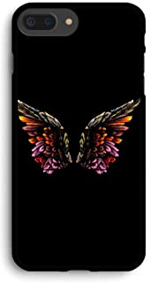 Gorgeous angel Wings Graphic design iPhone case for iPhone 7 Plus iPhone 8 Plus