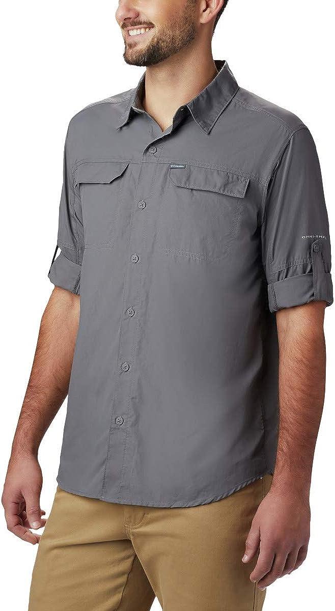 Columbia Mens Silver Ridge 2.0 Long Sleeve Shirt