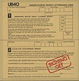 UB40 - Signing Off -...