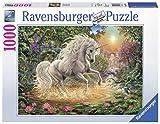 Mystisches Einhorn. Puzzle 1000 Teile