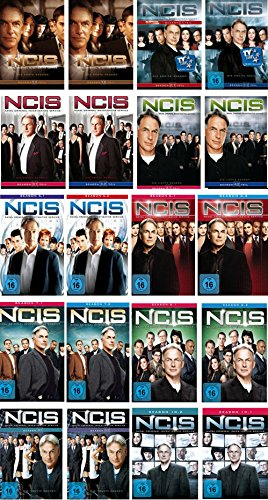 Navy CIS - Seasons 1-10 (60 DVDs)