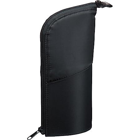 コクヨ ペンケース 筆箱 ペン立て ネオクリッツ ブラック×ブラック F-VBF180-1