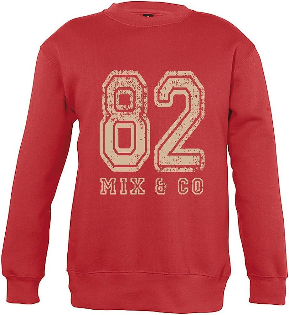 Supportershop Unisex Kinder Sweatshirts Pullover