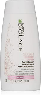 BIOLAGE Sugar Shine Conditioner | Lightweight Moisture Leaves Hair Soft & Nourished | Silicone & Paraben-Free | For Normal, Dull Hair
