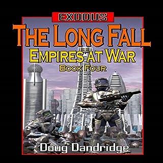 The Long Fall audiobook cover art