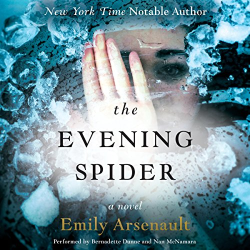 The Evening Spider audiobook cover art