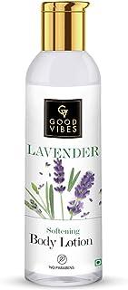 Good Vibes Good Vibes Softening Body Lotion - Lavender, 200 ml