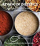 Review of Dietetics: Manual for the Registration Examination for Dietitians, 2020-2021