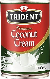Trident Premium Coconut Cream, 400 ml