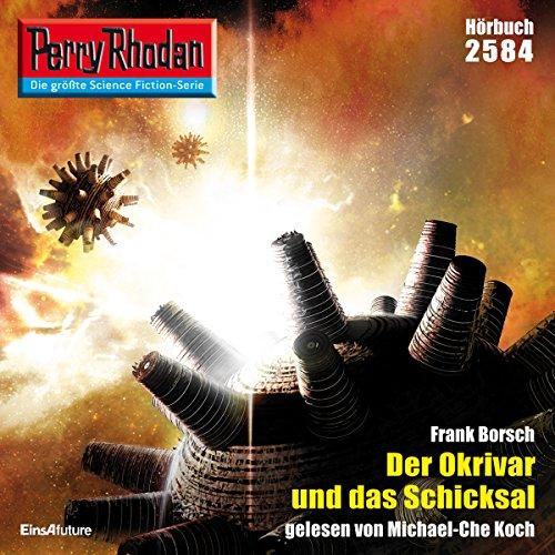 Der Okrivar und das Schicksal audiobook cover art