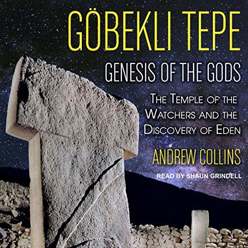 Gobekli Tepe audiobook cover art