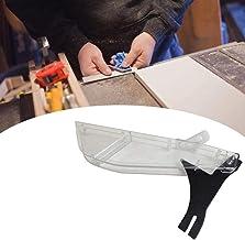 fllyingu Sierra circular de mesa de 10 pulgadas, protección contra el polvo, para sierra circular eléctrica con cuchilla