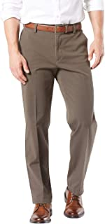 Men's Big and Tall Classic Fit Workday Khaki Smart 360 Flex Pants