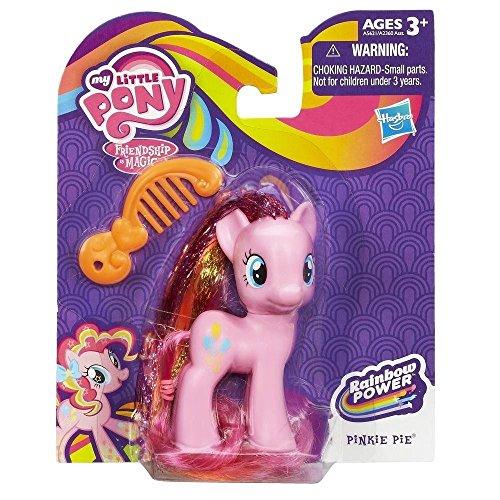 My Little Pony - A4080E240 - Poupée - Poney Ami - Masquerade Fluttershy