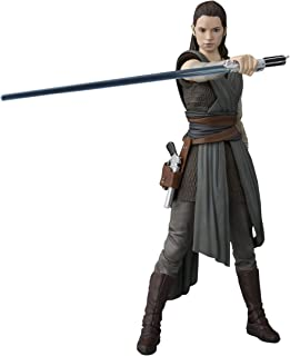 S. H. Figuarts Star Wars Rey About 155mm ABS PVC Painted Action Figure
