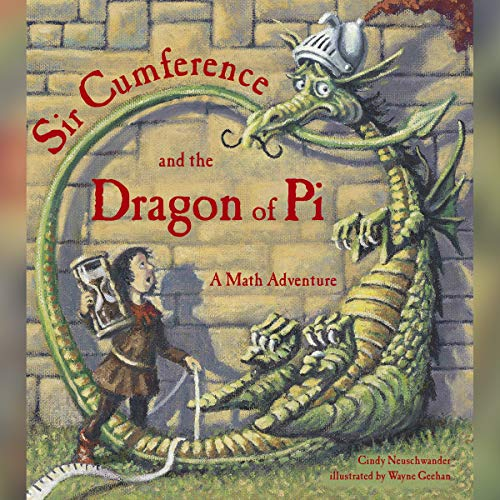 Sir Cumference and the Dragon of Pi  By  cover art